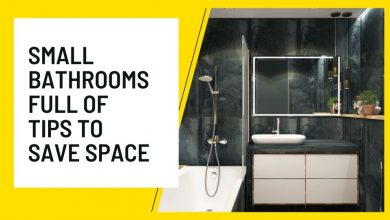 Photo of 11 small bathrooms full of tips to save space