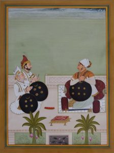 Miniature Painting Art of Mughals
