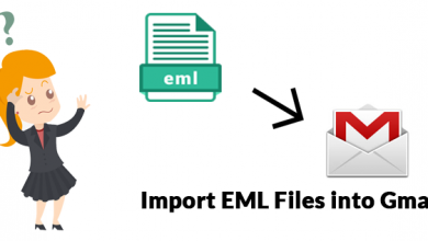 Photo of How to Import EML Files into Gmail ?