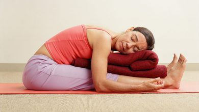 Photo of HOW TO TEACH RESTORATIVE YOGA