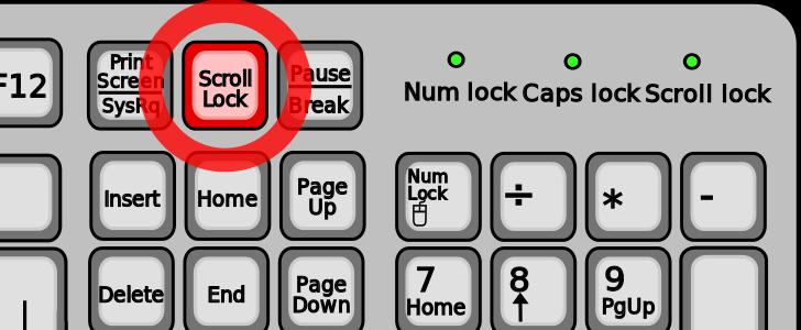scroll-lock