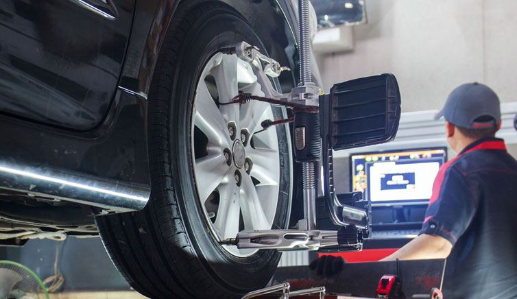 wheel-alignment nuneaton