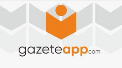 Photo of Gazeteler Application