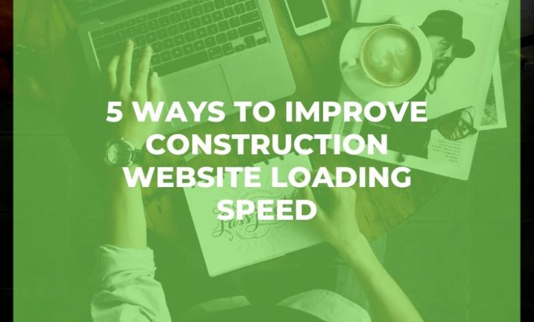 5 Tips to improve the loading speed of Website