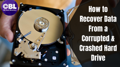 Photo of How to Recover Data From a Corrupted & Crashed Hard Drive