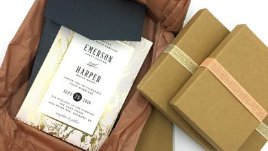 Photo of Enhance Your Company's Reputation with Good Quality Custom Invitation Boxes