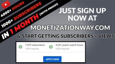 Photo of how to get free subscribers on youtube