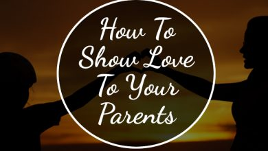 Photo of How to Show Love to Your Parents?