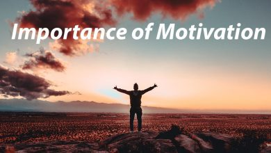 Photo of WHAT IS THE IMPORTANCE OF MOTIVATION AND WHY ?