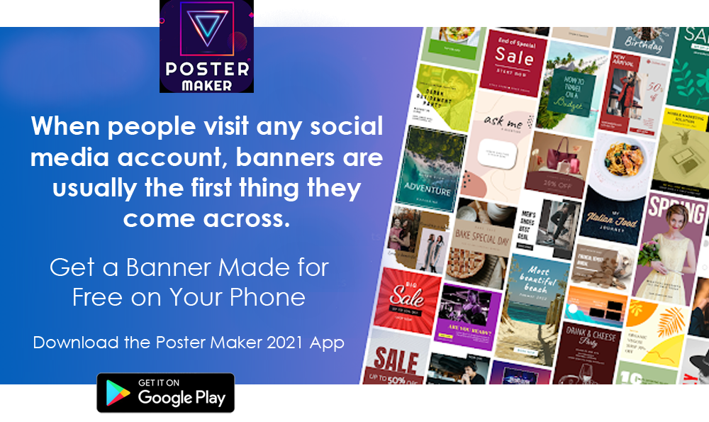 poster maker app for android