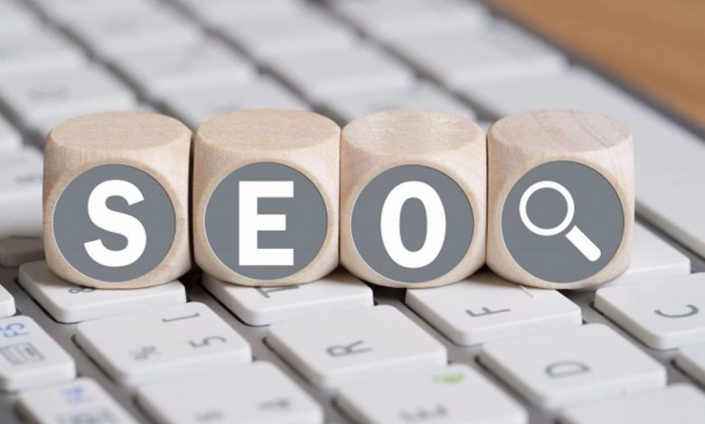 An image with seo mentioned on it
