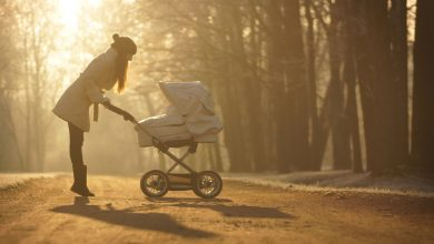 Photo of Want to buy a used stroller? Here's how to choose the right one