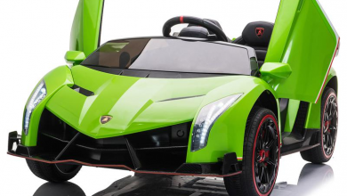 Photo of The 9 Greatest Ride-on Cars