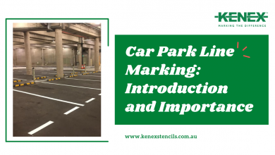 Photo of Car Park Line Marking: Introduction and Importance