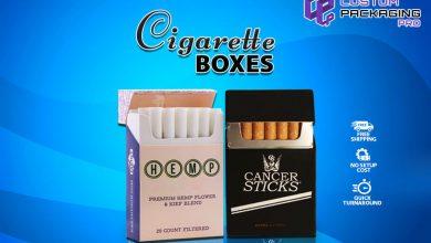 Photo of Advantage of Using Stylish Cigarette Boxes