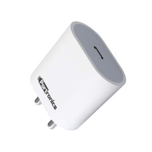 Portronics Type C Adapter Charger