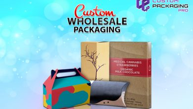 Photo of Variety of Custom Product Packaging Wholesale at Discounted Price