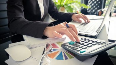 Photo of small business bookkeeping Mississauga