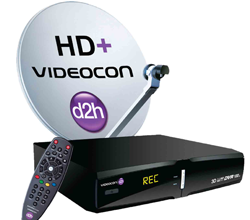 Photo of Videocon D2H Secondary Connection