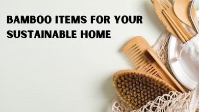 Photo of Must have 7 Bamboo Items for your Sustainable home