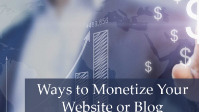 Photo of Ways to Monetize Your Website or Blog