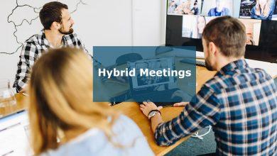 Photo of Hybrid Meetings: The Emerging Format for Meetings