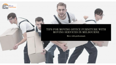 Photo of Tips for Moving Office Furniture with Moving Services in Melbourne
