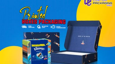 Photo of Catchy & Productive Printed Boxes Packaging Drive Sales