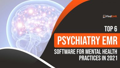 Photo of Top 6 Psychiatry EMR Software For Mental Health Practices