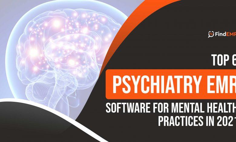 psychiatry EMR Software