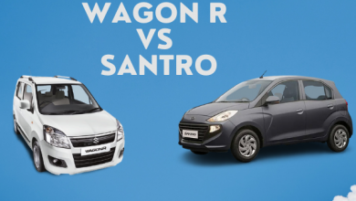 Photo of Maruti Wagon R vs Hyundai Santro Comparison-Specs, Features