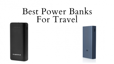 Photo of Best Power Banks For Travel In India 2021 – A Guide To Buy A Power Bank