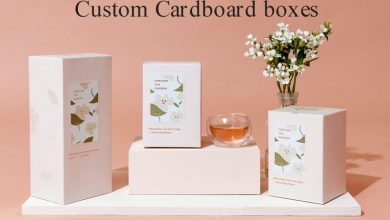 Photo of How Custom Cardboard Boxes with Logo Helps In Promoting the Brand Image?