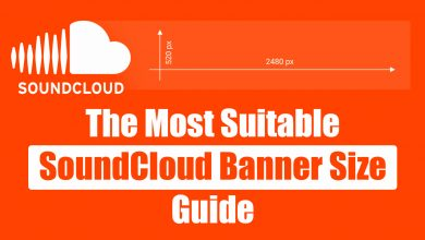 Photo of The Most Suitable Sound Cloud banner size Guide