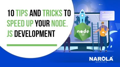 Photo of 10 Tips and Tricks To Speed Up Your NodeJS Development
