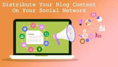 Photo of How to distribute your blog content on your social networks