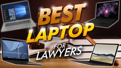 Photo of Best Laptop for Lawyers