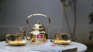 Photo of How Would a Brass Tea Set Add Antique Touch?