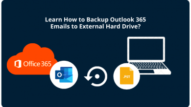 Photo of Learn How to Backup Outlook 365 Emails to External Hard Drive