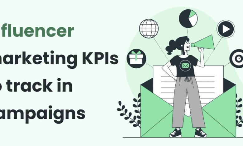 Influencer marketing KPIs to track in campaigns