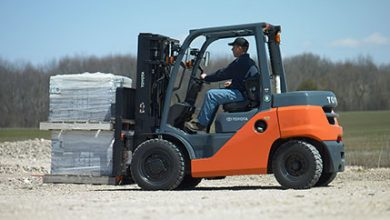 Photo of THE PROS AND CONS OF HIRING A FORKLIFT TRUCK