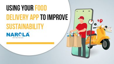 Photo of Using Your Food Delivery App To Improve Sustainability