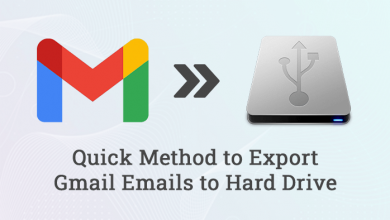 Photo of Quick Method to Export Gmail Emails to Hard Drive
