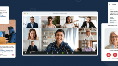 Photo of How To Use Social Wall For Virtual Conferences