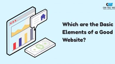 Photo of Which are the Basic Elements of a Good Website?